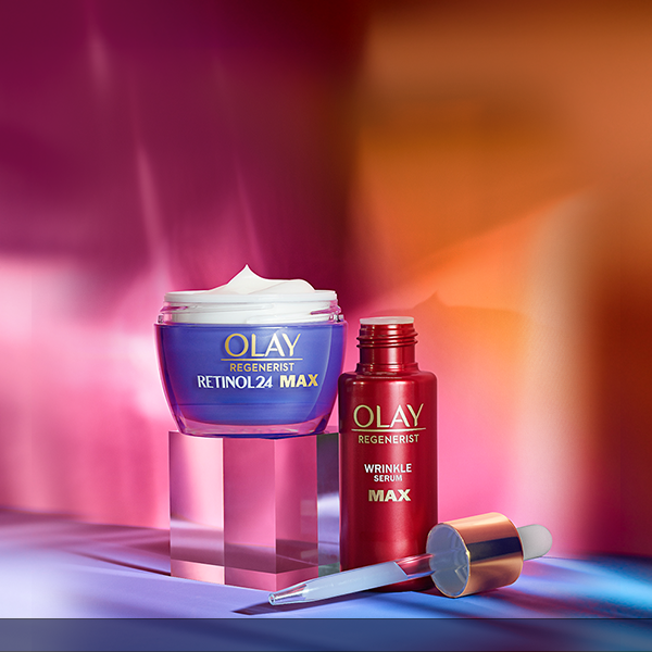 Sign up to club Olay and enter the sweepstakes for chance to win a free beauty fridge with $115+ worth of skincare. Enter by March 1st, no purchase necessary
