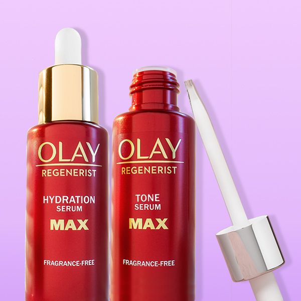 It's the Hot Glow Summer sale. Get up to 70% off clearance items, like our Hydration Max and Tone Max serums.