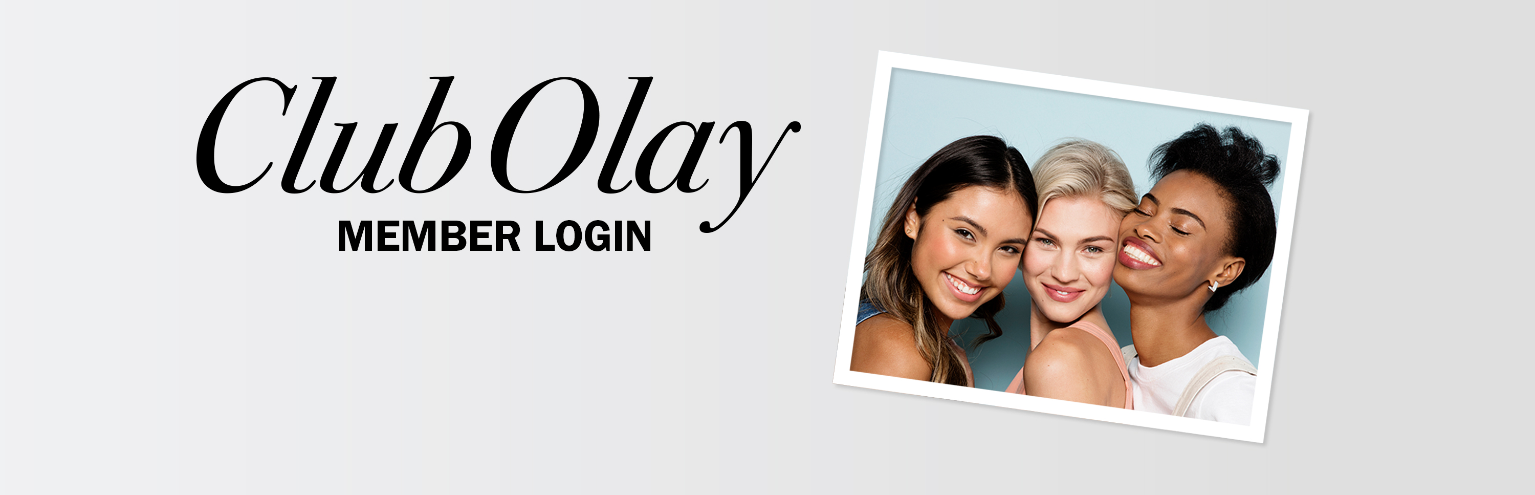 club olay member login