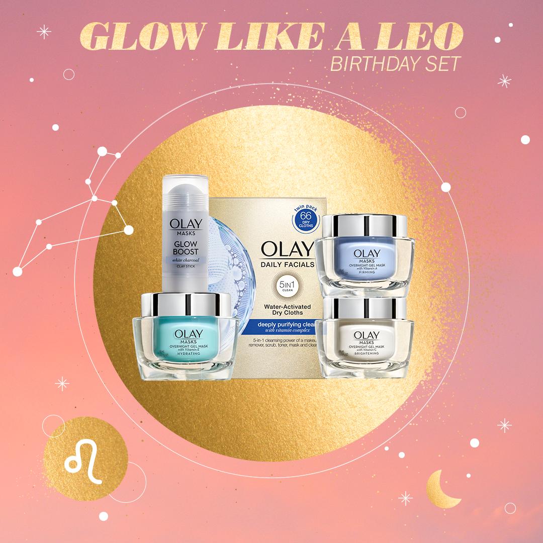 Glow like Leo