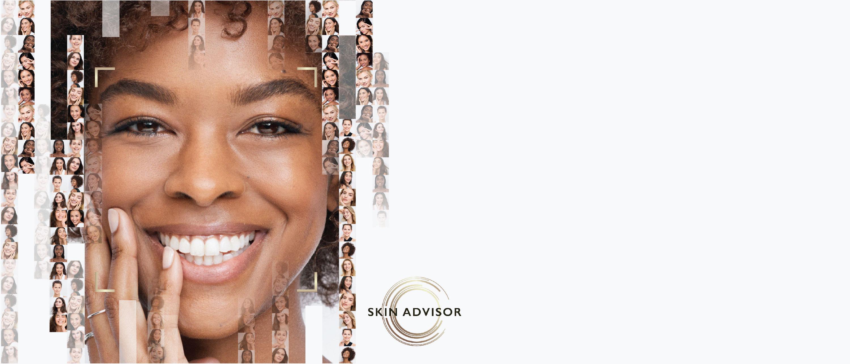 Skin Advisor banenr