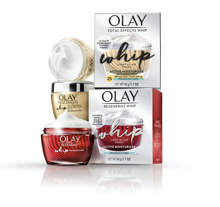 Olay Whipcream set