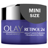 Regenerist Retinol24 Night Face Moisturizer Fragrance Free, Trial Size
