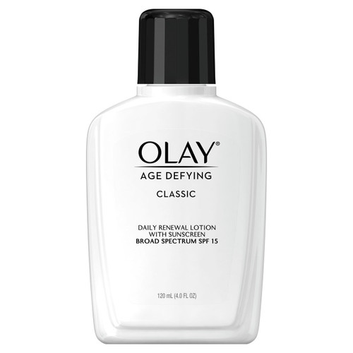 Age Defying Classic Daily Renewal Lotion with SPF 15