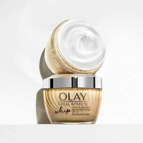 Total Effects Whip Face Moisturizer SPF 25 Fragrance Free