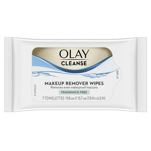 Cleanse Makeup Remover Wipes