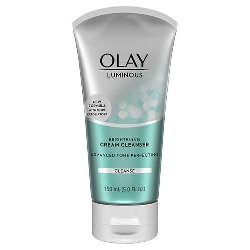 Olay Luminous Brightening Cream Face Cleanser