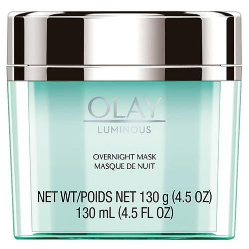 Olay Luminous Overnight Facial Mask Gel Moisturizer