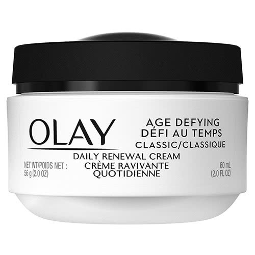 Age Defying Classic Daily Renewal Cream Face Moisturizer