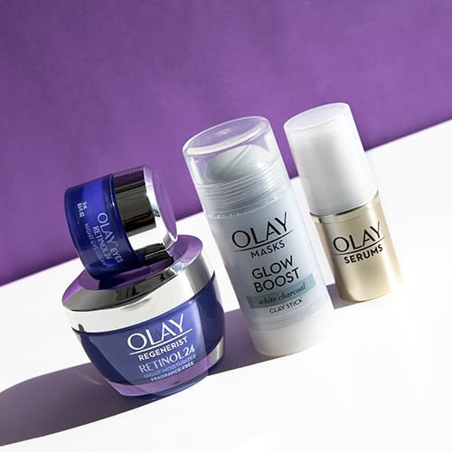 The Rest and Rejuvenation Gift Set featuring Retinol
