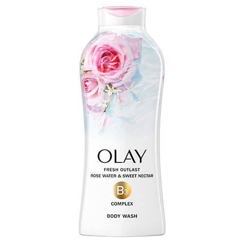Fresh Outlast Body Wash Rose Water & Sweet Nectar 22 fl oz