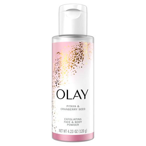 Pitaya & Cranberry Seed Exfoliating Face & Body Powder