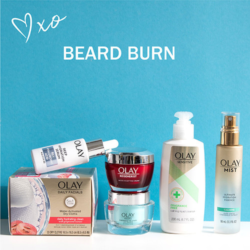 The Beard Burn Gift Set