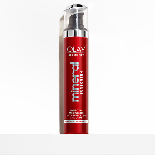 Olay Regenerist Hydrating Mineral Sunscreen SPF 30