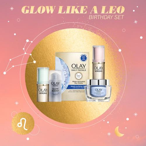 Glow like a Leo!