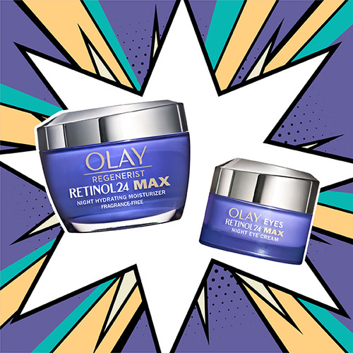 Maxed-Out Retinol 24 Power Couple