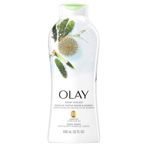 Fresh Outlast Body Wash