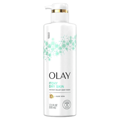 Instant Relief Body Wash Itchy Dry skin