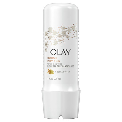 Total Moisture Rinse-off Body Conditioner Rough Dry Skin