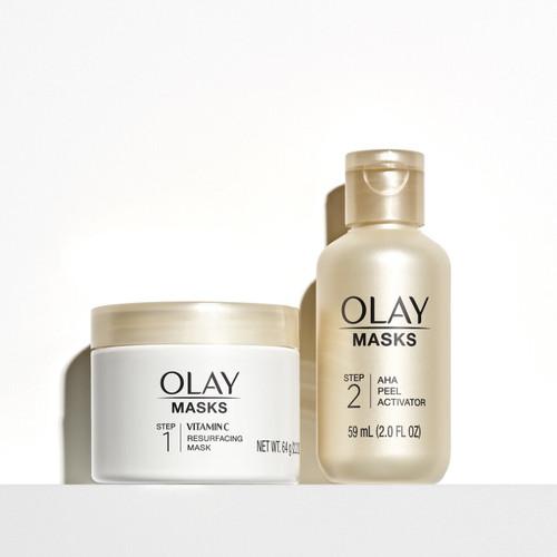Olay Mask with Vitamine C & AHA primary