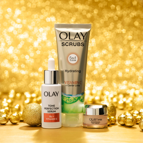 Golden Hour Glow Gift Set