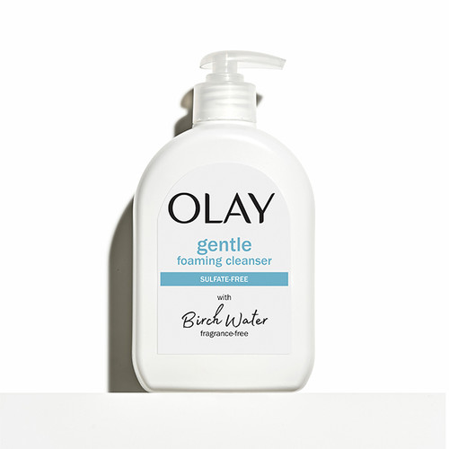 Gentle Foaming Face Wash with Birch Water Fragrance-Free