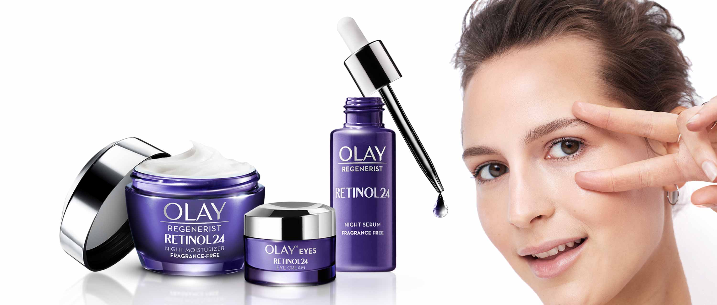 Experience Retinol 24 10 Off Free Shipping Olay