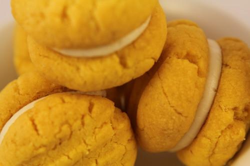 Gluten Free Yo-Yo Biscuits