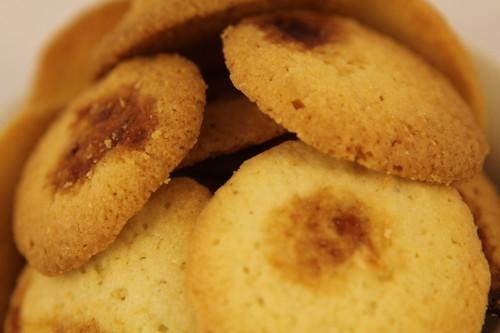 Gluten Free Jam Drops
