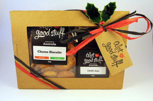 Gift Pack - Preserve and Biscuit.