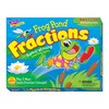 Frog Pond Fractions Game Ages 5 & Up