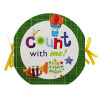 COUNT WITH ME ACCORDION BOARD BOOK