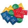 Bean Bag Set Geometric 5in 12/set