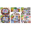 Crayola Concepts Books Spanish Set Of 6