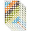 (12 Pk) Superspots Stickers Palabras De Elogio