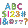 Neon Brights Classic 2 In Letters Uppercase Pk