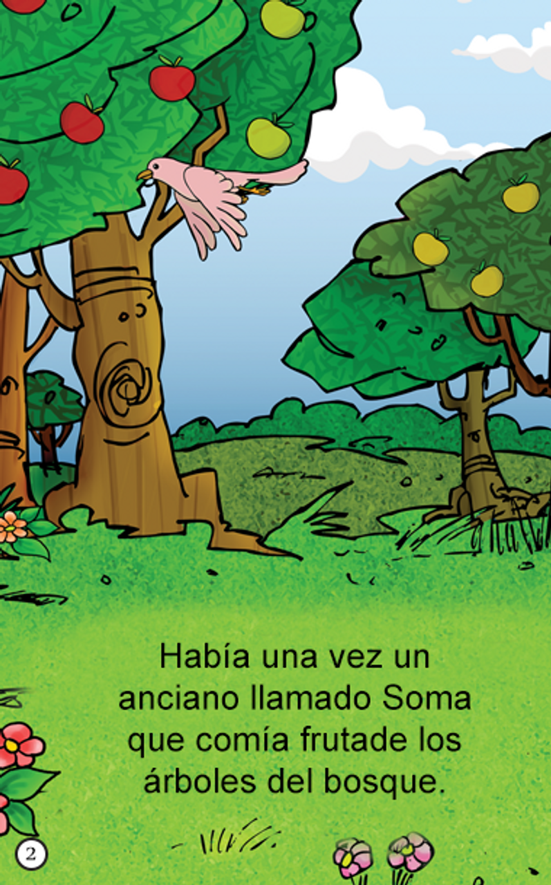 ¿Qué debería plantar Soma? - Animated Read Aloud (Spanish Video Ebook)