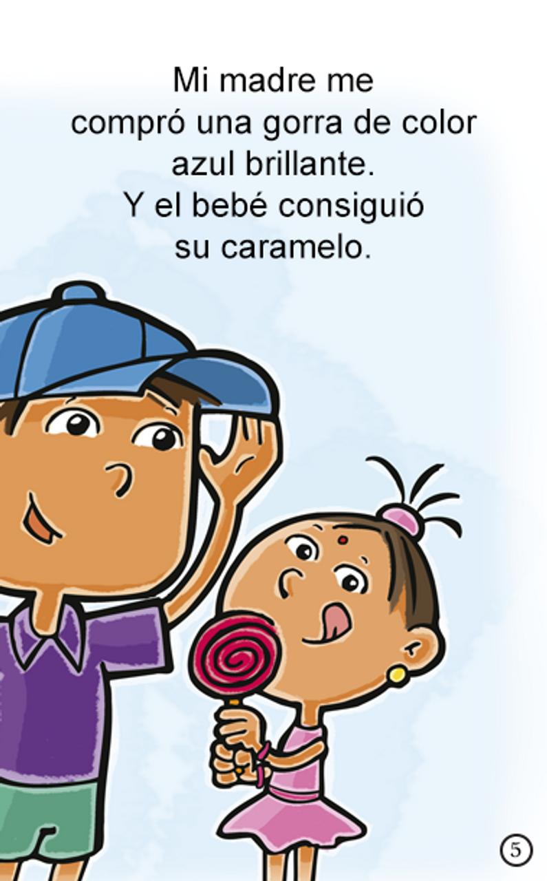 La Luna y la Gorra- Animated Read Aloud (Spanish Video Ebook)