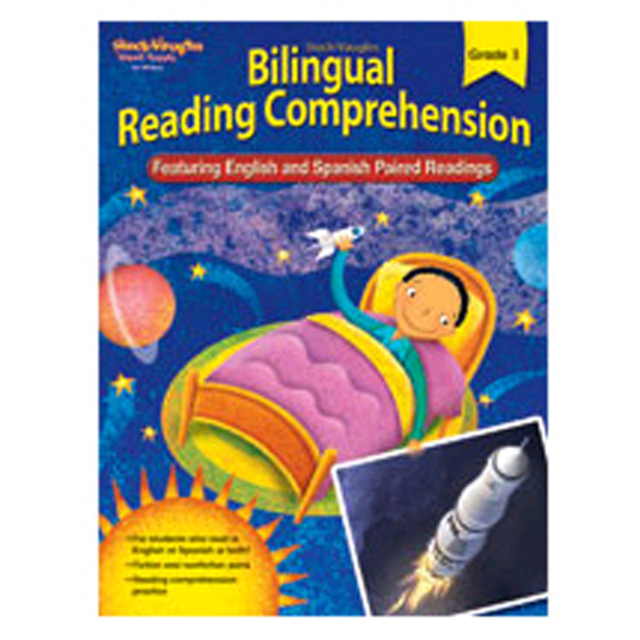 BILINGUAL READING COMPREHENSION GR3