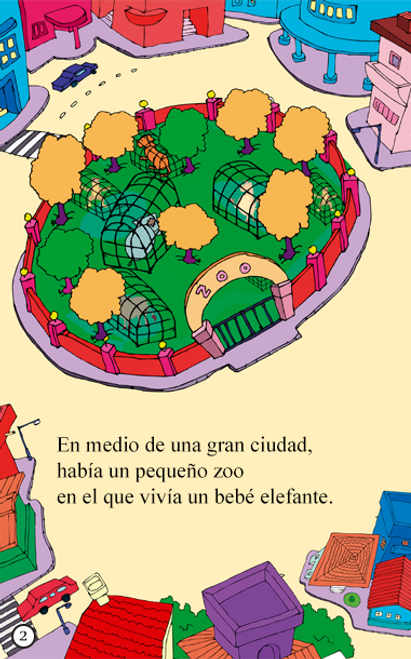 Un elefante va a la ciudad - Animated Read Aloud (Spanish Video Ebook)