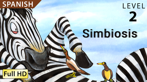 Simbiosis (Zippy the Zebra) - Animated Read Aloud (Spanish Video Ebook)