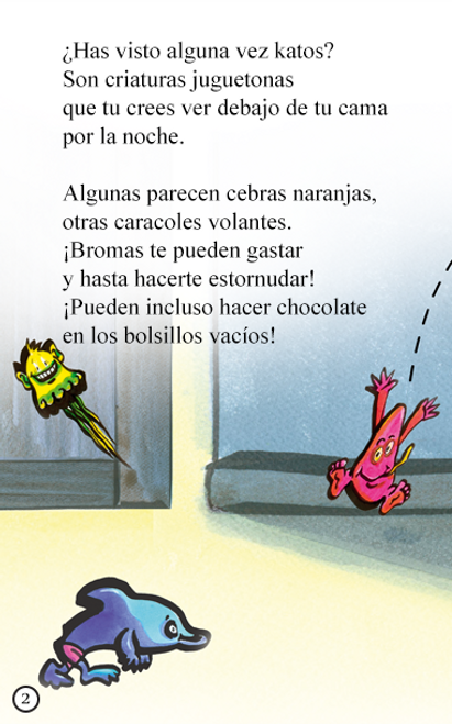 El kato en el zapato - Animated Read Aloud (Spanish Video Ebook)