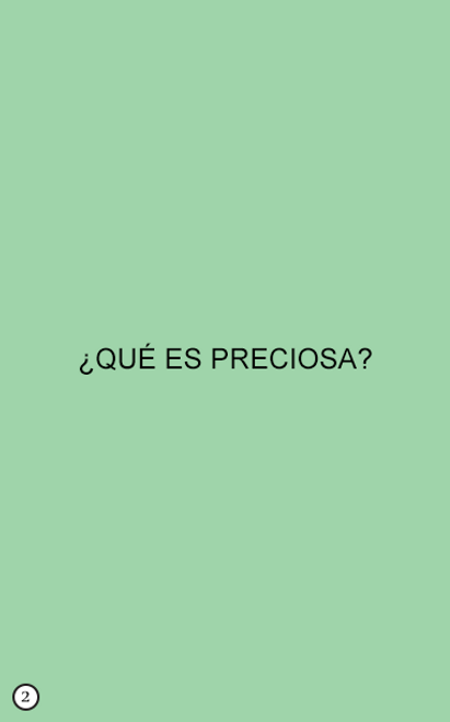Preciosa - Animated Read Aloud (Spanish Video Ebook)