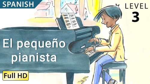 30 ANIMATED READERS - Set of Spanish Video Ebooks