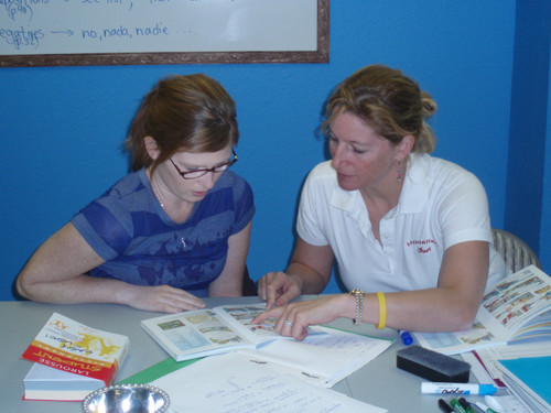 Private Spanish Tutoring - Middle School (10 hr pkg)