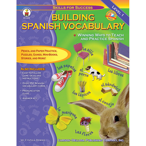 BUILDING SPANISH VOCABULARY ALL