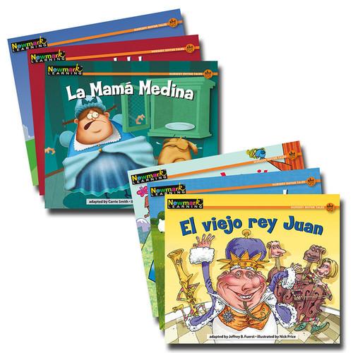 EN ESPANOL NURSERY RHYME TALES VOL2