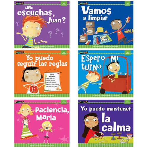 Control Of Myself Spanish 6 Pk Bk Myself Readers