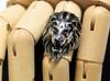 """Braveheart"" Leo Lion Head Stainless Steel Ring Mens"