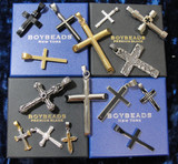 New Cross Necklaces Coming Soon to BOYBEADS